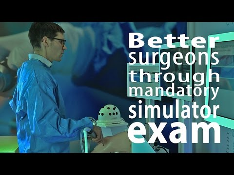 VirtaMed ArthroS™ Simulator Used for Swiss Orthopaedics Board Exam