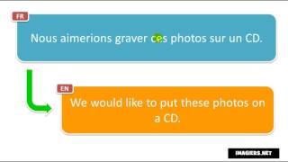 Вивчаємо французську # Apprenez le français gratuitement # Volume 2