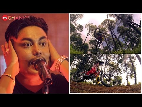M&S Channel Ep-84 Thirill On Wheels with Sandip Chhetri