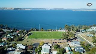 Searching for Australia's most picturesque football ground | Taroona FC