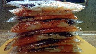 Борщевая заправка со свеклой на зиму замороженная . Летние овощи зимой для борщевой заправки.