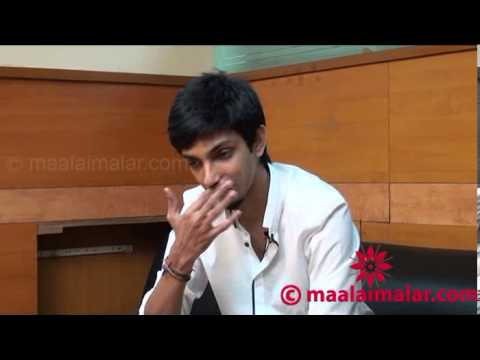 Music director Anirudh Exclusive Interview by video.maalaimalar.com