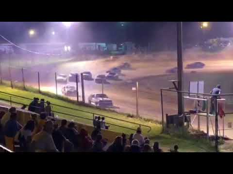 ‭6-30-18  SHADYHILL SPEEDWAY, IN  4 BANGERS - FEATURE