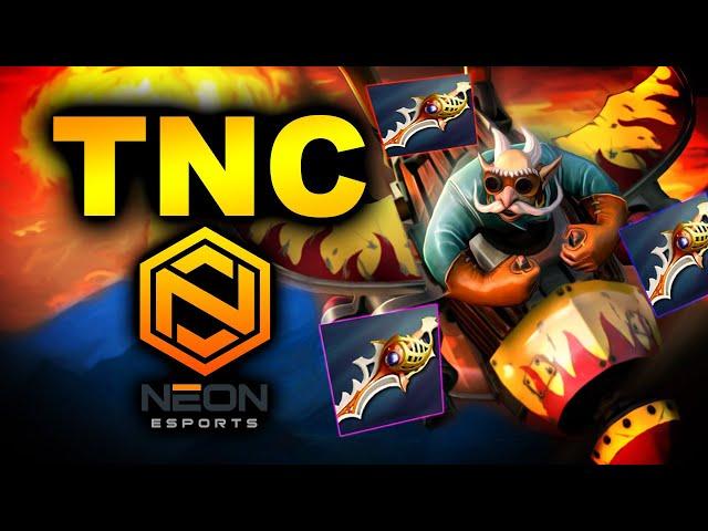 TNC vs NEON - LOTS OF RAPIERS! - ONE ESPORTS DOTA 2