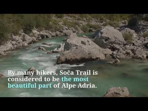 Most beautiful hiking trails in Triglav National Park