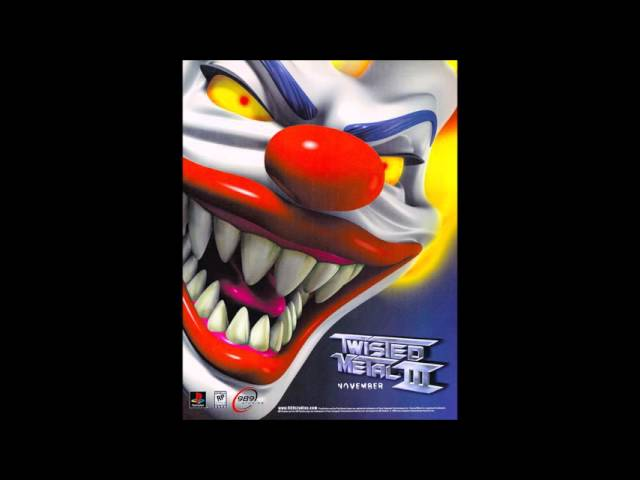Twisted Metal 3 - Soundtrack All Songs