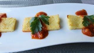 Cheesy Parmesan Roman Gnocchi