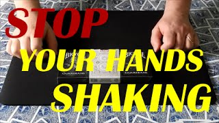 Card Tricks | Out Of The Blue | Shaky Hand Tips Revealed | Give Away