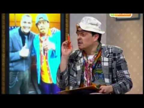 Juan Lozano en The Suso's Show