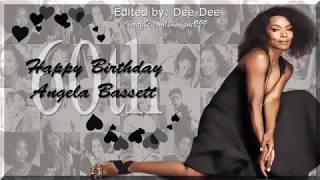 Happy 60th Birthday Angela Bassett