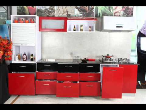 Villa designs kerala stainless steel modular kitchen for Stainless steel modular kitchen designs