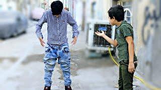 تحشيش ملابس العيد تحشيش عراقي يوميات(الأب والابن)الحلقة(١)