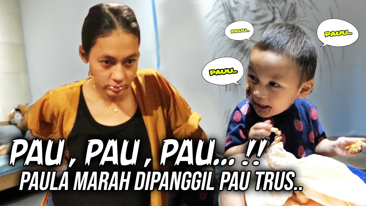 Download PAULA MARAH , Kiano panggil Paula,  PAU PAU PAU TRUS ‼️