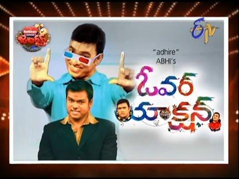Jabardasth - 21st November 2013  - జబర్దస్త్ - Full Episode