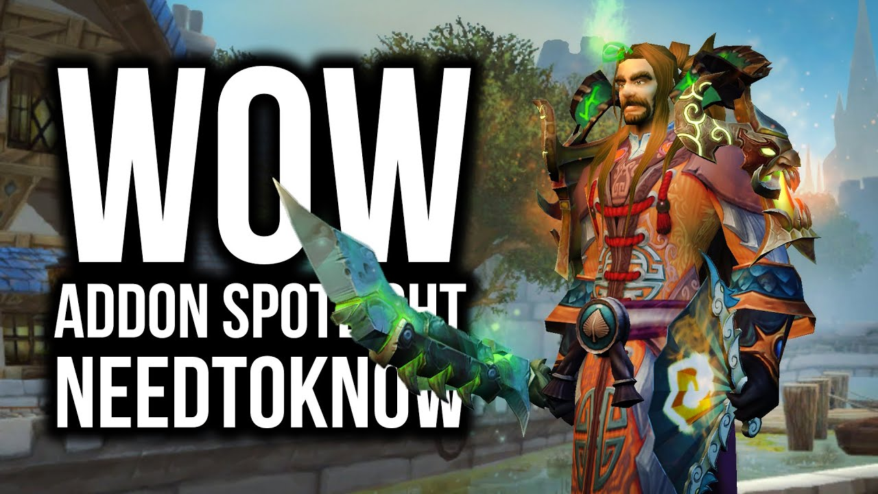 BEST World of Warcraft Addon For Tracking Cooldowns: Needtoknow!