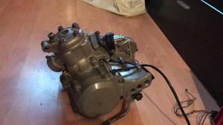 Présentation moteur 85 kx en restauration partie 2