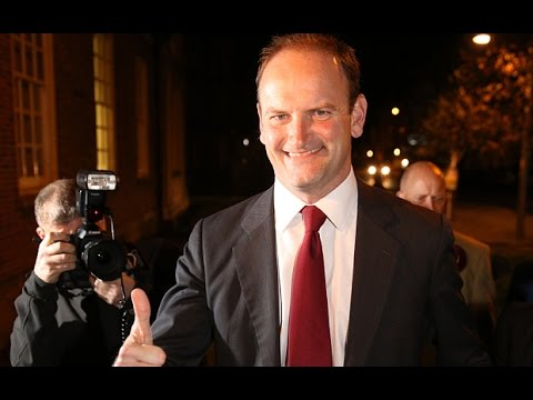 Clacton By-Election: [Douglas Carswell] I feel humbled after winning for Ukip