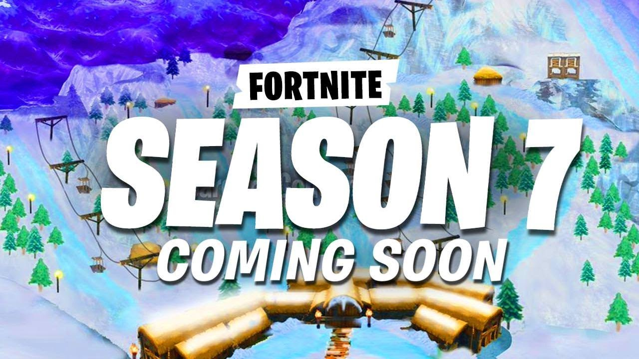 Fortnite Season 7 Latest News Images And Photos Crypticimages