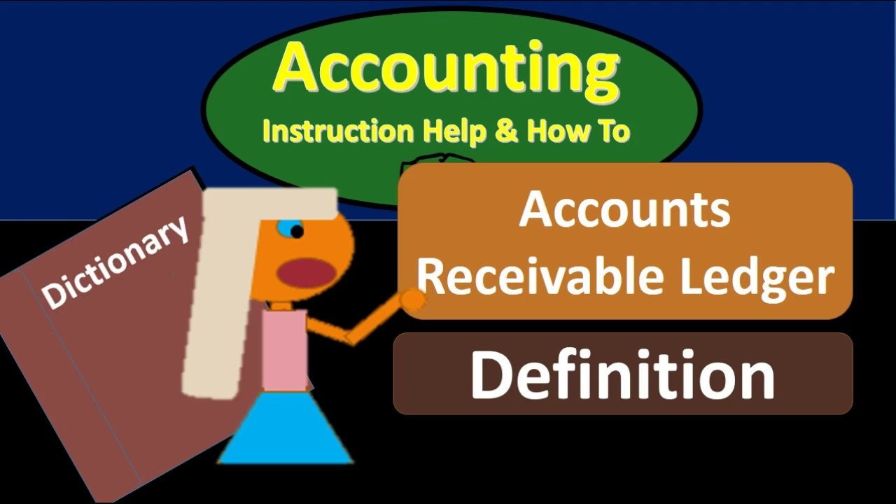 accounts receivable ledger what is accounts receivable led youtube