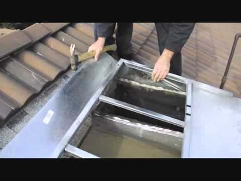 Air Conditioning Unit Install Rooftop Youtube