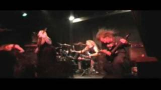 Requital - Throne Of Hate [LIVE]