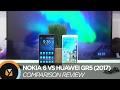 Nokia 6 vs Huawei GR5 (2017) Comparison Review