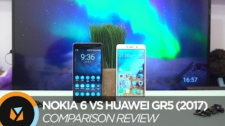 Nokia 6 vs Huawei GR5 (2017) Comparison Review(The Huawei GR5 (2017) was launched towards the end of last year while the Nokia 6 was unveiled at the start of 2017. Both are mid-range devices carrying ..., 2017-02-05T15:43:34.000Z)