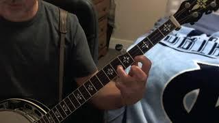 LOTW - Banjo Lessons: Cool Bluesy Lick