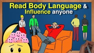 How to Read Body Language and Influence Others | How to persuade people | James Borg
