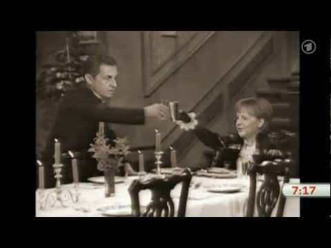 'Dinner for one' feat. Sarkozy und Merkel