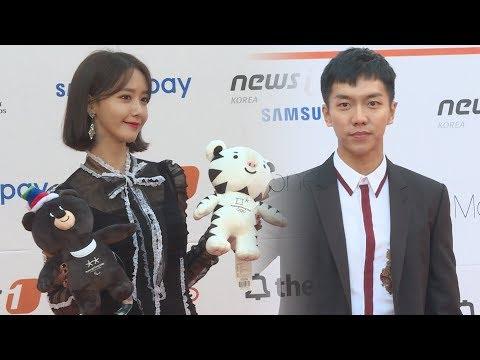 lee seung gi and yoona dating 2014