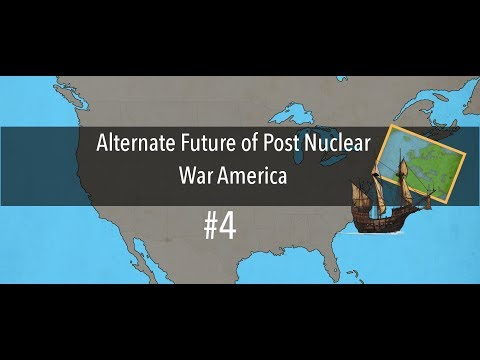 "Alternate Future of Post Nuclear War America Episode 4 ""Expedition to Europa"""