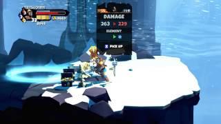 Sacred Citadel - Final boss and ending