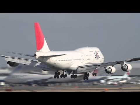 747-400 go-around just