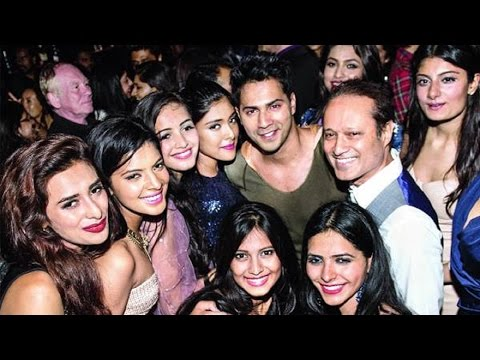Sonakshi & Others at Trilogy Host Celebration For Best Night Club In India