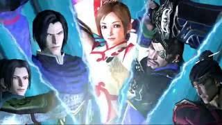 dynasty warriors eiketsuden jiang wei cao pi xiao qiao xiahou dun zhou tai gameplay