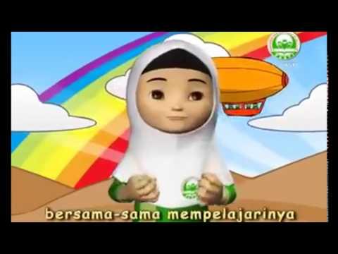 Lagu Kanak Kanak   RUKUN IMAN HD   PASTI