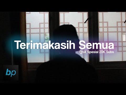 QnA SPESIAL 20K SUBSCRIBERS Bukapaket (Special Video) INDONESIA