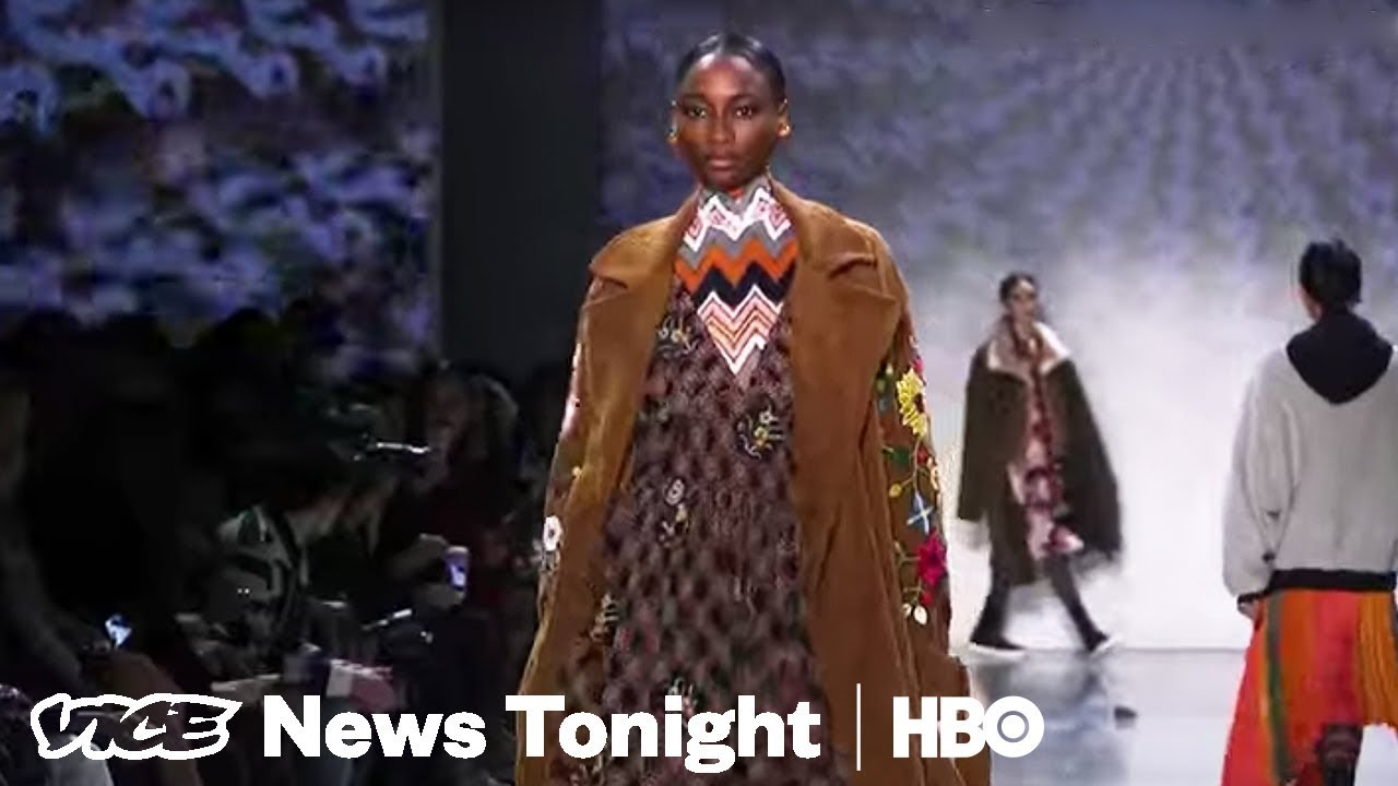 Fashion's Crippling Impact On The Environment Is Only Getting Worse (HBO)