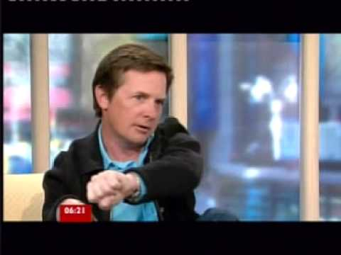 Michael J Fox Parkinson's Disease
