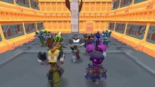 Spiral Knights - Gangnam Style