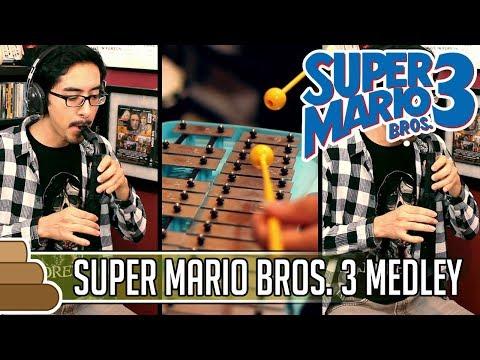 Koji Kondo - Super Mario Bros. 3 Guitar Medley