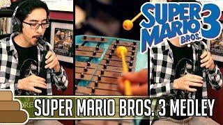 Koji Kondo Super Mario Bros. 3 Guitar Medley.mp3