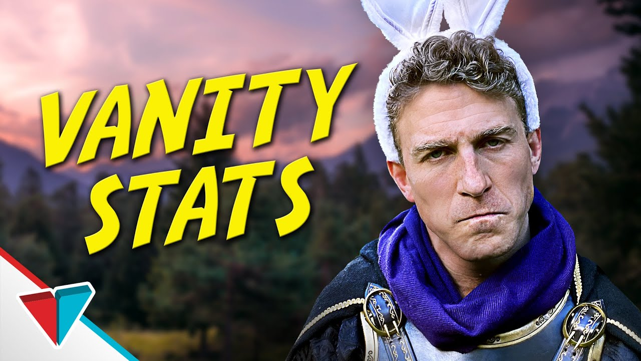 When style is important - Vanity Stats