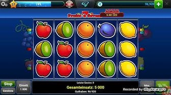 Fruits'n Seven (Game Twist){DrehSpiel/180.000}