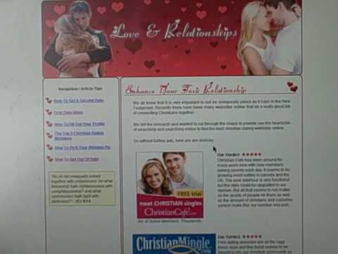 Christian Dating Site - For Single Christians In the US