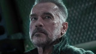 Terminator: Dark Fate Photos Reveal The New Terminator