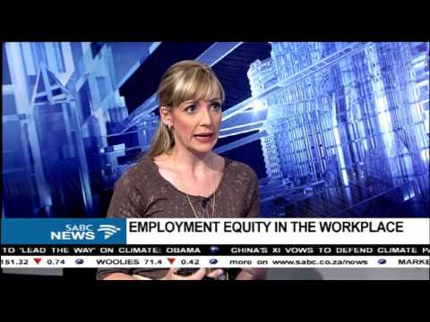Employment equity in the workplace: Mncane Mthunzi