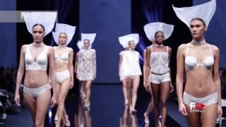 Salon International de la Lingerie 2017 Fashion Show Part 1   Fashion Channel