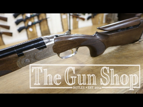 Beretta Silver Pigeon 1 Trap Adjust Review - The Gun Shop